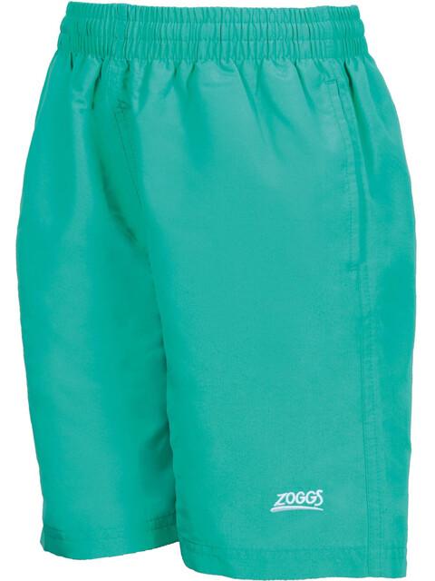 """Zoggs Penrith Shorts Boys 15"""" Jade"""